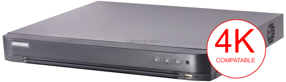 Hikvision Turbo HD DVR, 4 Channel